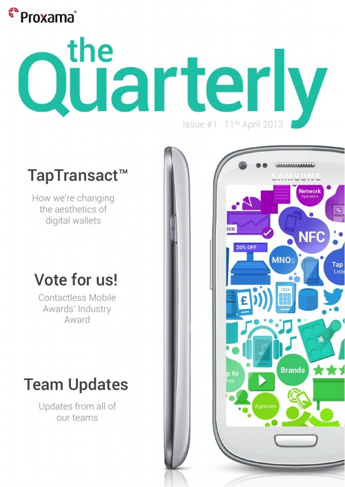 The Quarterly - Issue #1