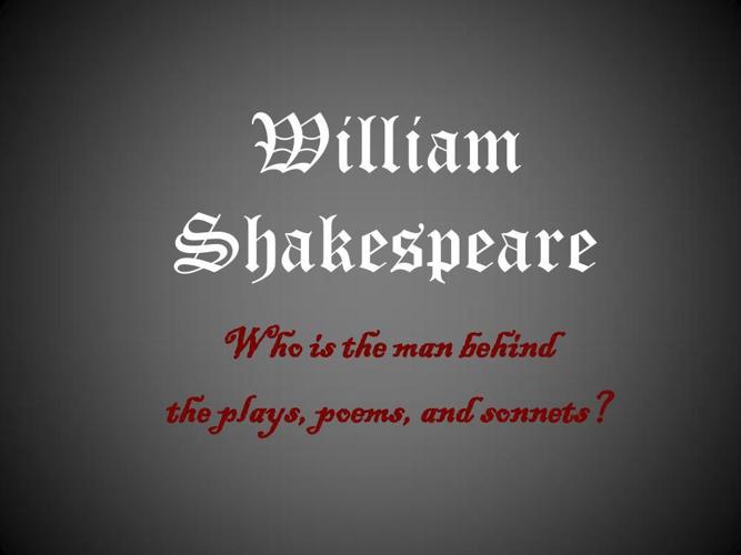 William Flip Book