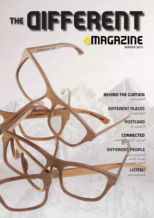 The DIFFERENT magazine