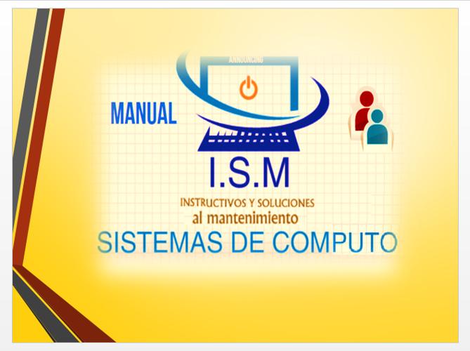 INSTRUCTIVOS  Y  SOLUCIONES AL MANTENIMIENTO DE SISTEMAS  DE COM