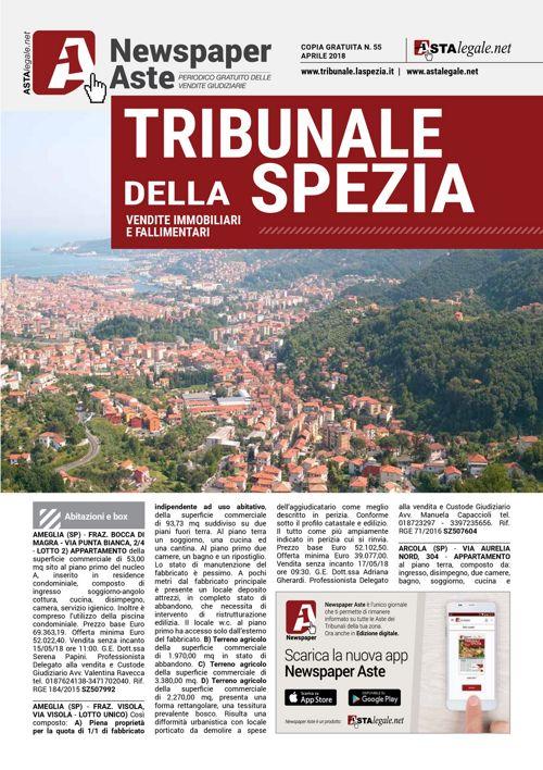 La Spezia aprile 2018