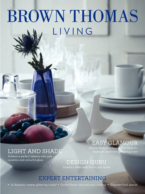Brown Thomas Living Magazine