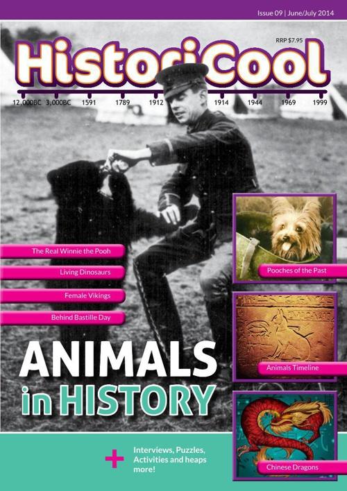 HistoriCool Issue 09