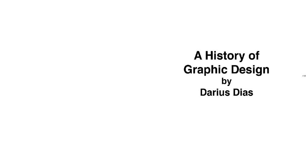 ED1 - History of Graphic Design