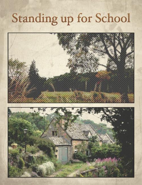 2013 Gr.8 Graphic Novel: Standing Up for School by Elizabeth