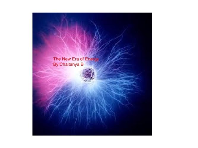 Boles the new era of energy