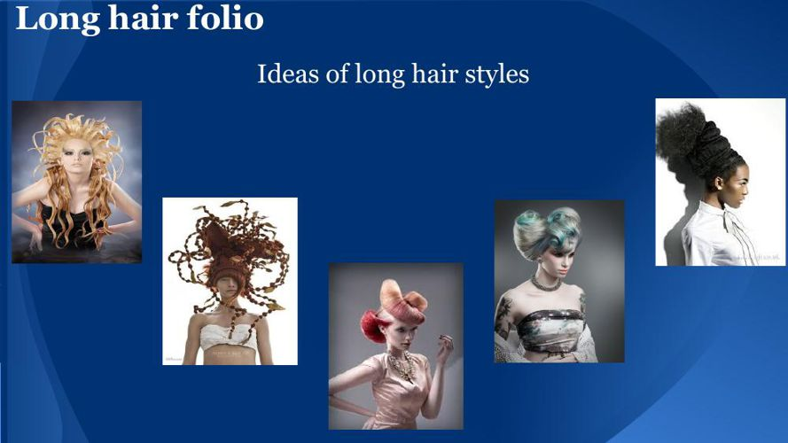 Copy of Ria collings! long hair folio
