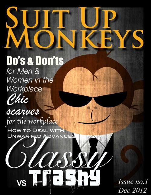Suit Up Monkeys December
