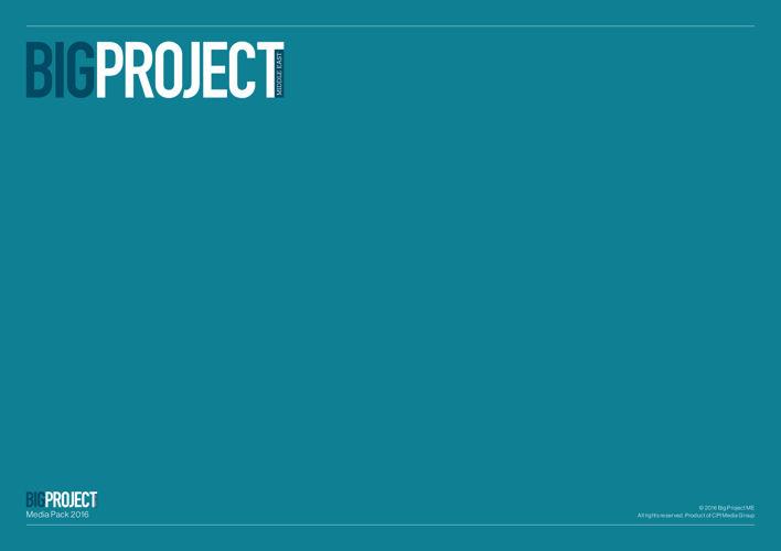 Big Project ME Media Pack 2016