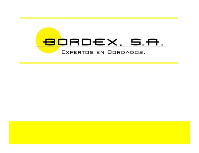 Catalogo Bordex