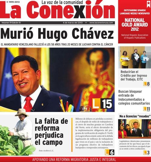 La Conexión - Marzo 6 del 2013