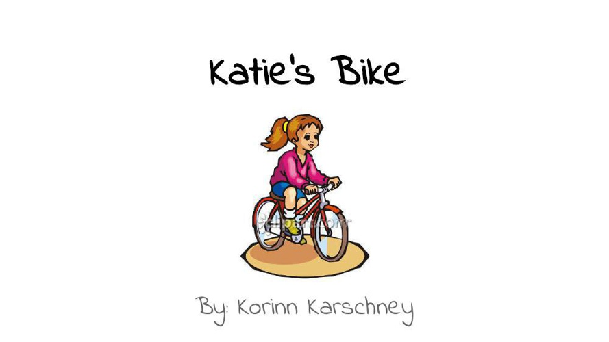 Karschney Childrens Book