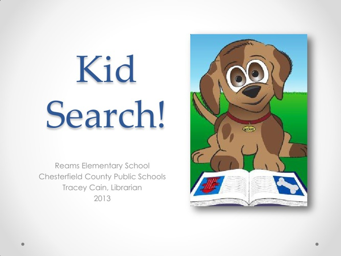 Kid Search!