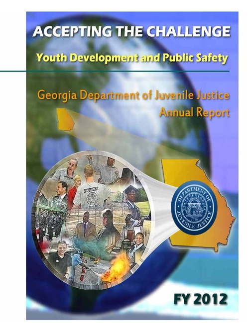 2012 DJJ Annual Report