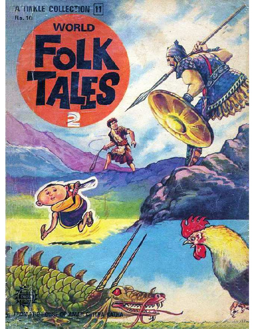 Tinkle 11 World Folk Tales