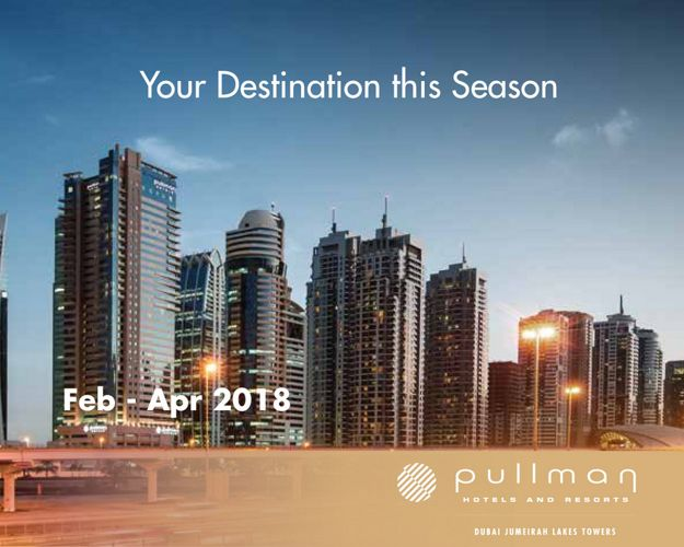Your Destination February - April