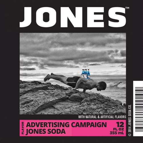 Jones Soda Campaign Book