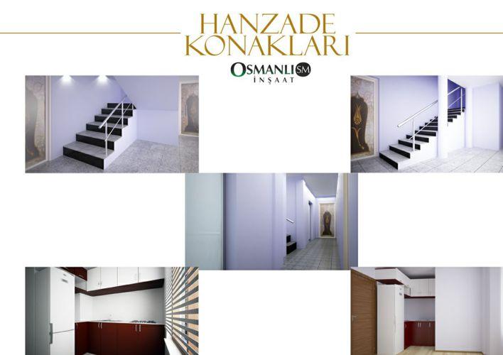 Osmanlı SM İnşaat Hanzade Konakları
