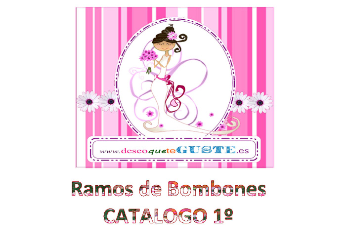 Copy of ramos de bombones coleccion 2013