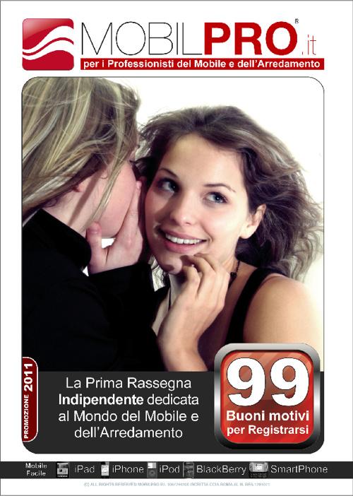 Sfogliabile Mobilpro.it 2011
