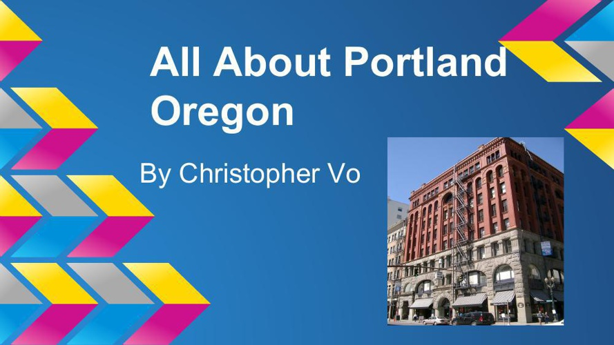 All About Portland Oregon-2