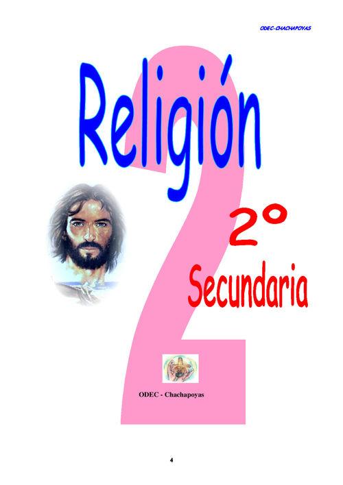 RELIGIÒNTexto_Segundo_Grado