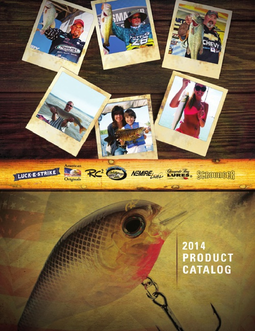 Luck-E-Strike: 2014 Product Catalog