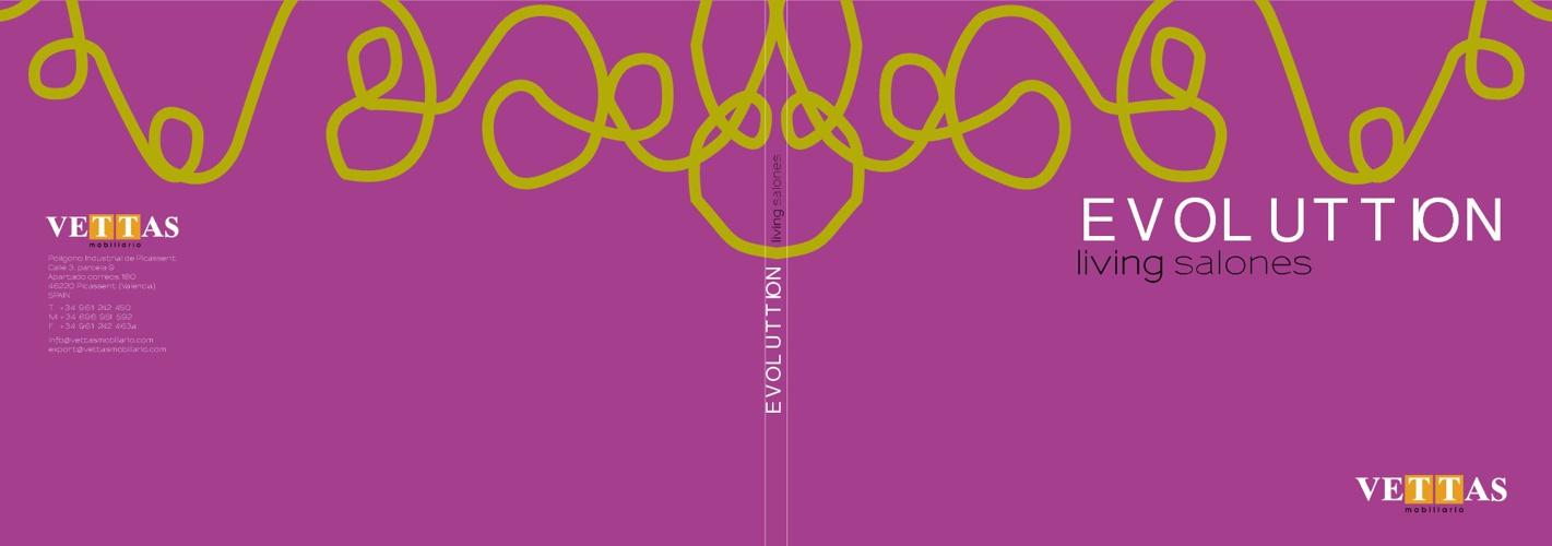 catalogo vettas evoluttion living