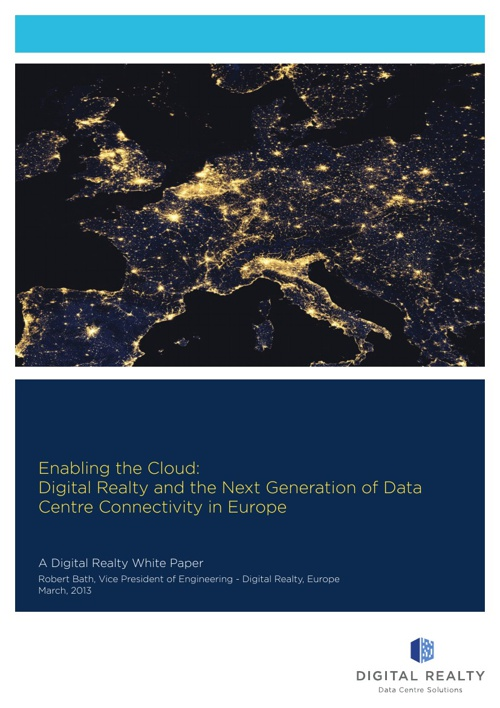 Enabling the Cloud: Next Generation of Data Centre Connectivity