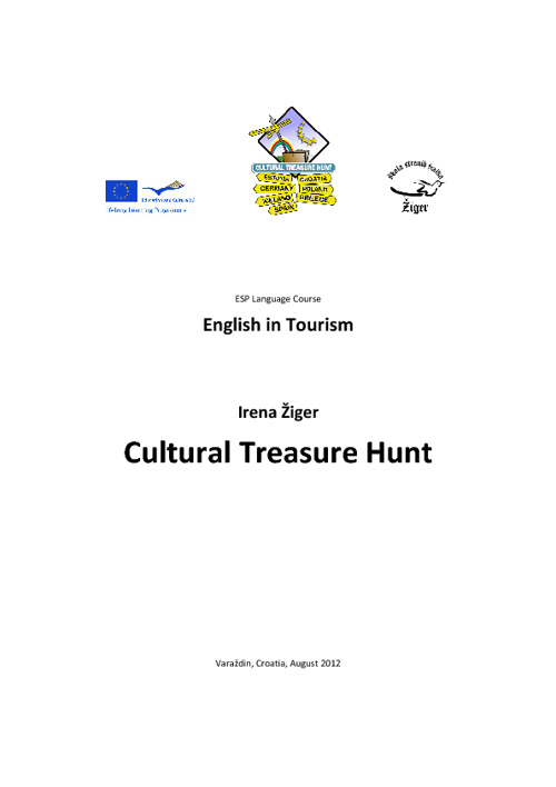 Cultural Treasure Hunt - English for Tourism