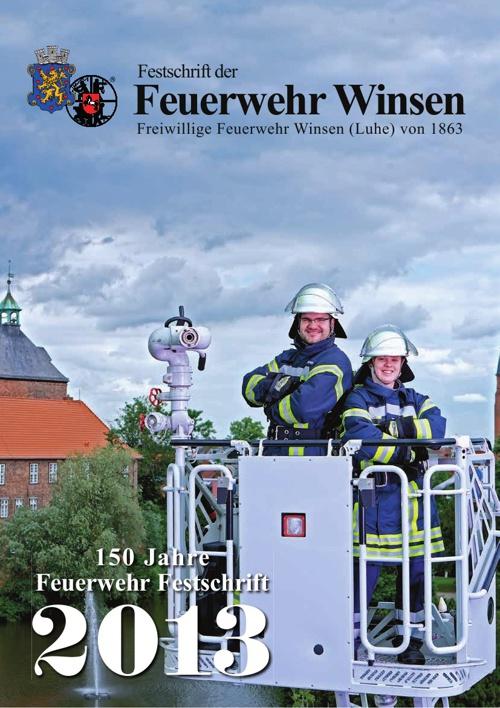 Festschrift 150 Jahre Feuerwehr Winsen
