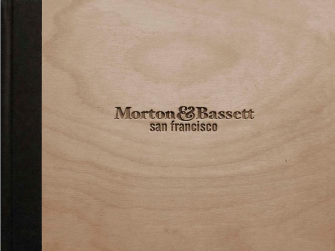 Morton & Bassett Process Book