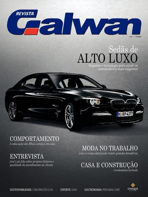 Revista Galwan - Set2012