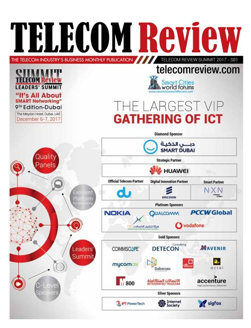 Telecom Review Summit Supplement 2017