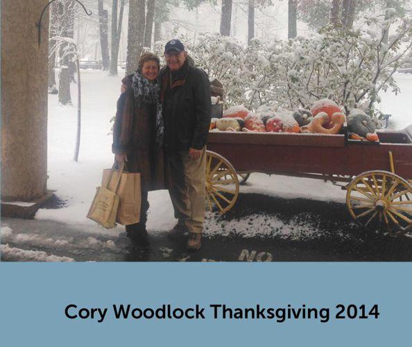 cory thanksgiving