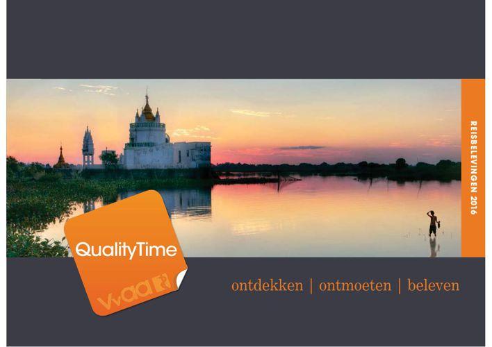 QT reisbrochure 2016