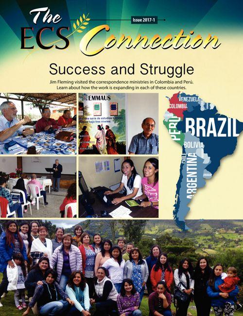 2017 #1 ECS Connection