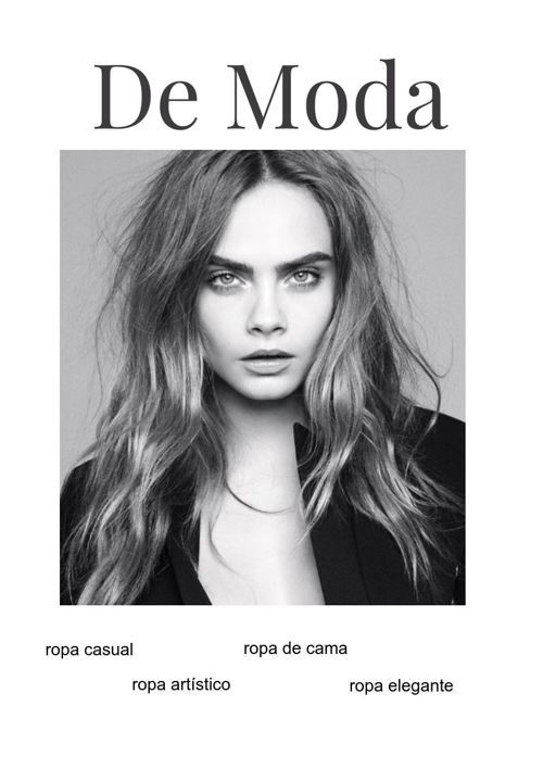 Spanish Magazine Project
