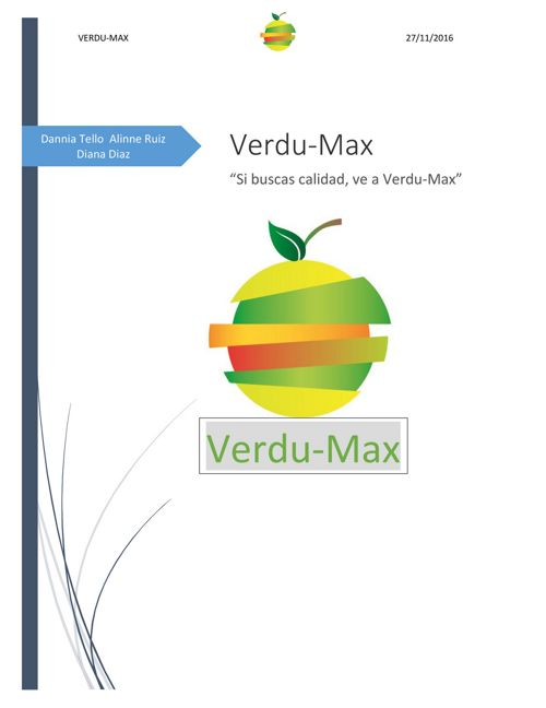VERDU MAX