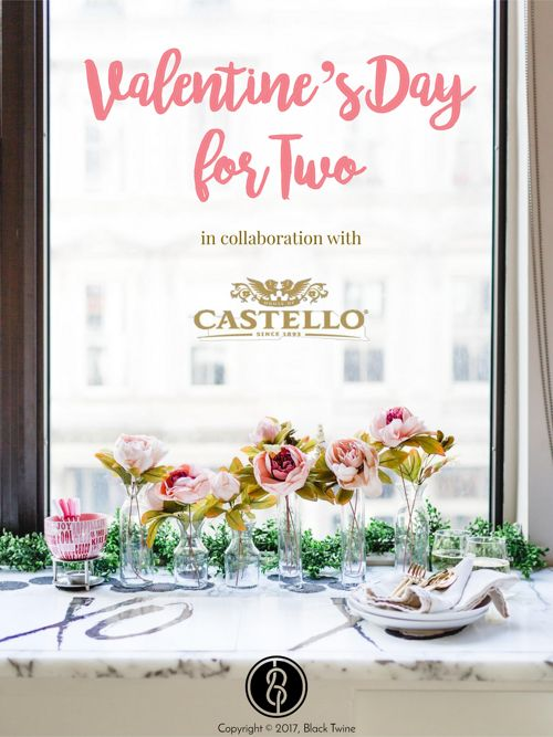 Valentine's Day Blueprint with Castello
