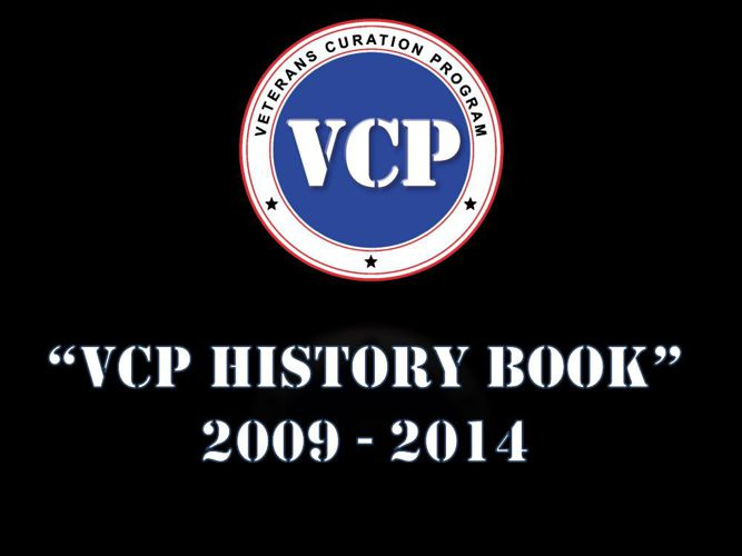 VCP History Book 2009 - 2014