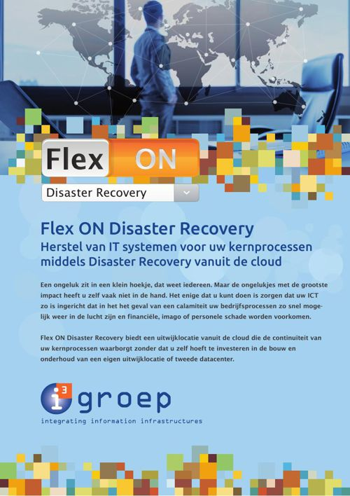 Flex ON Disaster Recovery