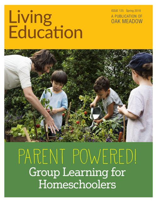 Living Education Spring 2018 : Parent Powered!
