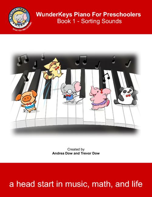 WunderKeys Book 1 Preview