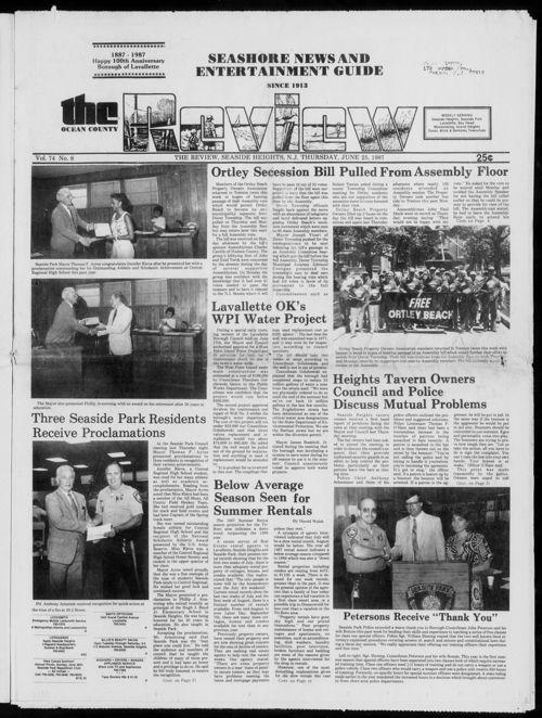 Review June 1987