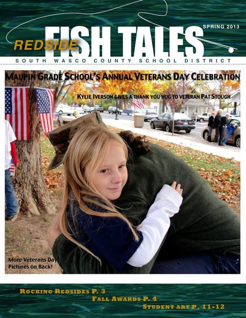 FishTales Magazine - Spring 2013