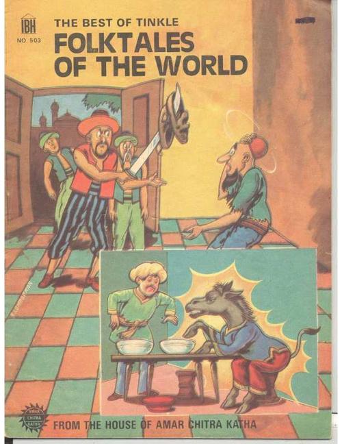 The Best of World Folk Tales