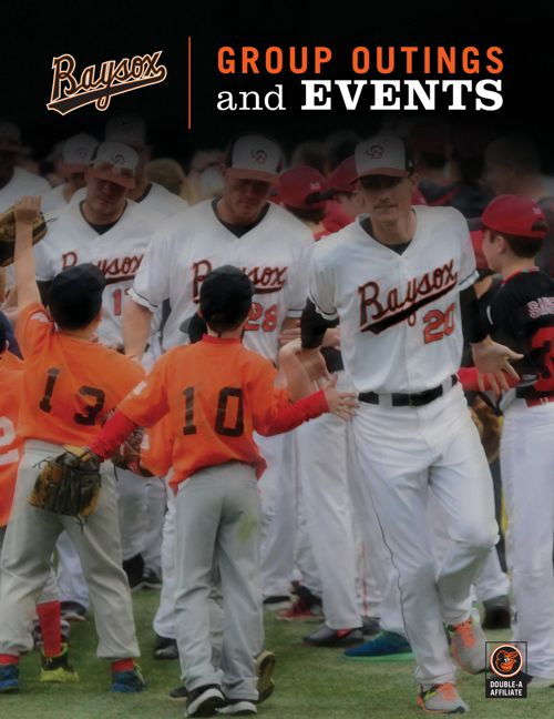 Bowie Baysox Group Outings & Events