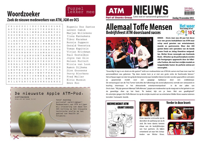 ATM krant