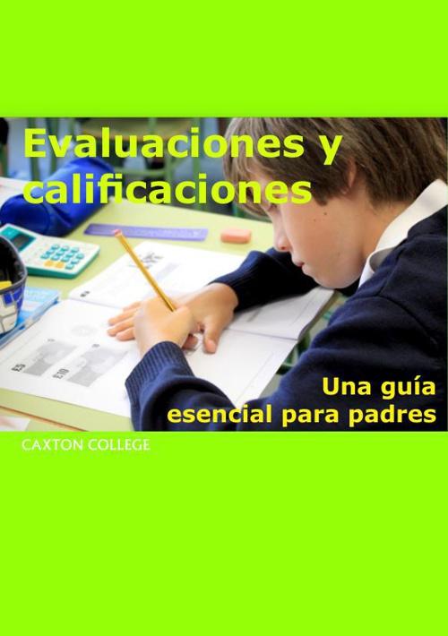 Evaluaciones y calificaciones